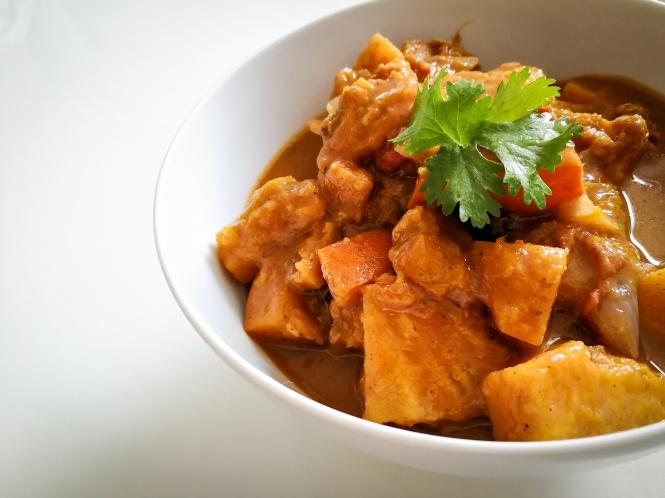 Afrikanische Suppe